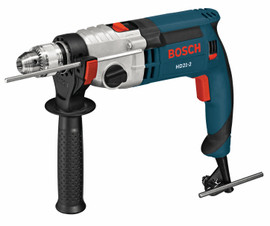 Bosch HD21-2 - Two-Speed Hammer Drill