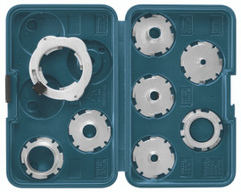 Bosch RA1128 - 8 pc. Template Guide Set