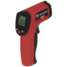 KING K-550 - INFRARED DIGITAL THERMOMETER WITH LASER POINTER