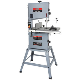 King Canada KC-1202FX - 12'' WOOD BANDSAW