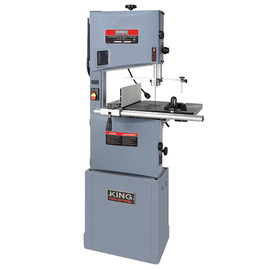 King Canada KC-1402FX - 14'' WOOD BANDSAW
