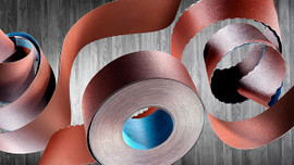 "KING SB-5120-80 - 5"" X 120"" -80 GRIT SANDING STRIP"