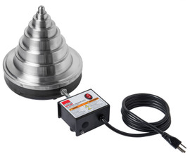 "Bessey GCS-NCB - Bearing Heater, cone, CSA (3/8"" - 8"" ID)"