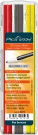 Pica 6070 - Pica BIG-Dry Refill-set SUMMERHEAT (12)