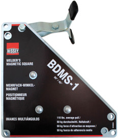 Bessey BDMS-1 - Magnet, Magnetic Square, 90/45 degree, 100 lb pull