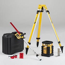 Stabila 05700 - LAR350 Dual Slope Laser Kit