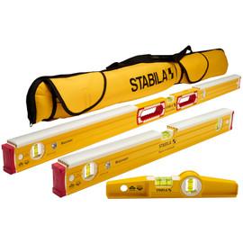 Stabila 48296 - Type 96K Mason 3 Level Set