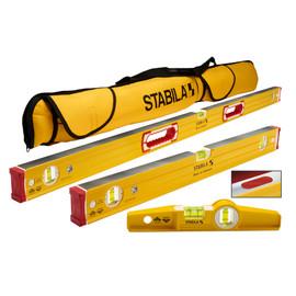 Stabila 48380 - Type 96M Magnetic 3 Level Set