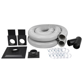 King Canada K-1055 - Dust collector hose kit #2
