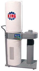 King Canada KC-2105C - 600 CFM dust collector