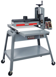 King Canada KC-2244DS - 22'' Open drum sander
