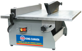 "King Canada KC-3003N - 7"" Portable tile saw"
