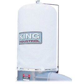 King Canada KDCB-4043T-1MIC - Replacement 1 Micron felt upper dust bag