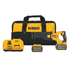 Dewalt DCS389X2 - FLEXVOLT 60V MAX* BRUSHLESS CORDLESS RECIPROCATING SAW KIT