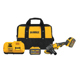 Dewalt DCG418X2 - FLEXVOLT 60V MAX* BRUSHLESS 4-1/2 IN. - 6 IN. CORDLESS GRINDER WITH KICKBACK BRAKE KIT