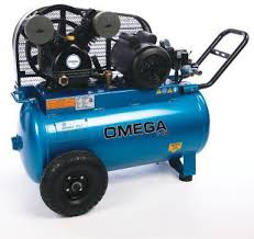 Omega PUK-2020MDC Air Compressor