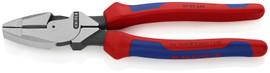 Knipex 0902240SBA - 9 1/2'' High Leverage Lineman's Pliers New England Head-Comfort Grip