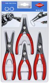 "Knipex 002003SB - 4 Pc Precision Circlip ""Snap-Ring"" Pliers Set"