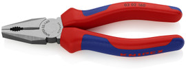 Knipex 0302160 - 6 1/4'' Combination Pliers-Comfort Grip