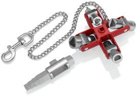 Knipex 001106V01 - 6 1/4'' Universal Key - Construction