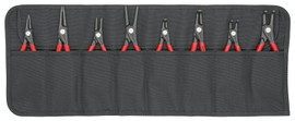 Knipex 001958V02 - Precision Circlip Pliers Set (8-Piece)