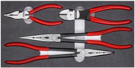 Knipex 002001V16 - Tool-Kit Automotive