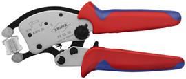 Knipex 975318 - 8'' Self-Adjusting Pliers Twister