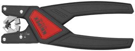 Knipex 1274180SB - 7'' Stripping pliers for control cable