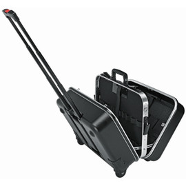"""Knipex 002141LE - Tool Case """"Big Twin-Move"""" With Integrated Rollers And Telescopic Handle"""