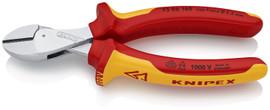 Knipex 7306160 - 6 1/4'' X-Cut 1,000V Insulated Compact Diagonal Cutter