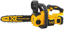 20V MAX* XR® COMPACT 12 IN. CORDLESS CHAINSAW KIT