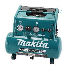 Makita MAC320Q - 1.5 hp Quiet Series Air Compressor