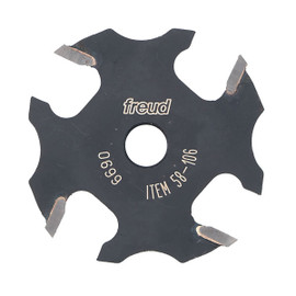 "Freud 58-106 - 3/32"" Slot Four Wing Slotting Cutter"