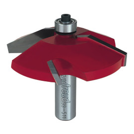 "Freud -  2-3/4"" (Dia.) Raised Panel Bit (Quadra-Cut) - 99-511"