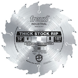 """Freud LM71M010 - 10"""" Thick Stock Rip Blade"""