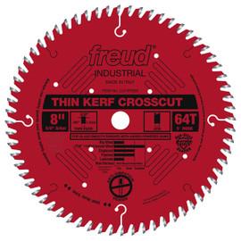 """Freud LU74R008 - 8"""" Thin Kerf Ultimate Cut-Off Blade"""