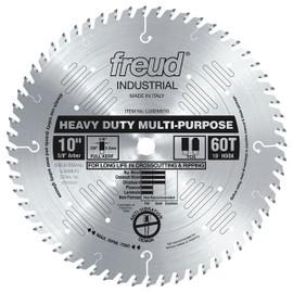"Freud LU82M010 - 10"" Heavy Duty Multi-Purpose Blade"