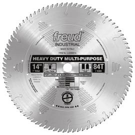 "Freud LU82M014 - 14"" Heavy Duty Multi-Purpose Blade"