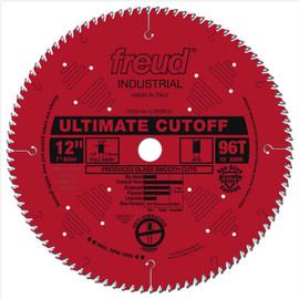 "Freud LU85R012 - 12"" Ultimate Cut-Off Blade"