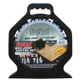 "Freud -  8"" Box Joint Cutter Set - SBOX8"