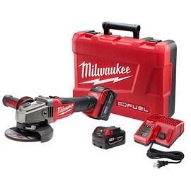 """Milwaukee 2781-22 - M18 FUEL™ 4-1/2"""" / 5"""" Grinder, Slide Switch Lock-On Kit"""