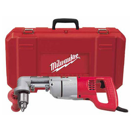 "Milwaukee 3002-1 - 1/2"" D-Handle Right Angle Drill Kit"
