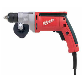 """Milwaukee 0201-20 - 3/8"""" Magnum® Drill, 0-2500 RPM with All Metal Chuck"""