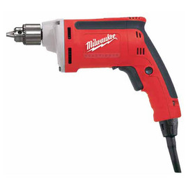 """Milwaukee 0101-20 - 1/4"""" Magnum® Drill, 0-4000 RPM with QUIK-LOK® Cord"""