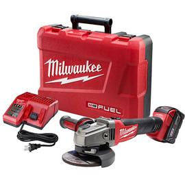 """Milwaukee 2781-21 - M18 FUEL™ 4-1/2"""" / 5"""" Grinder, Slide Switch Lock-On Kit"""