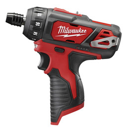 "Milwaukee 2406-20 - M12™ 1/4"" Hex 2-Speed Screwdriver (Tool Only)"