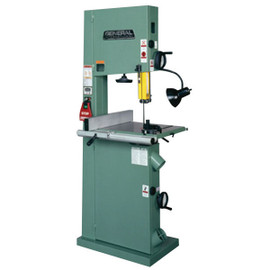 "****Discontinued**** General 17"" Wood / Metal Bandsaw Electronic Variable Speed"