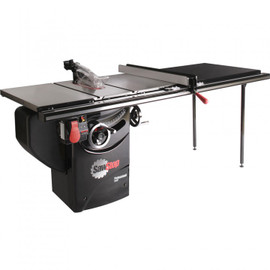 "SawStop -  3HP Industrial Table Saw w/36"" Rails - ICS31230-36"
