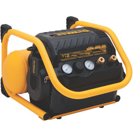 DeWALT -  200 PSI Quiet Trim Compressor - DWFP55130