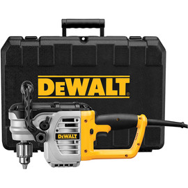 "DeWALT DWD460K - 1/2"" (13mm) VSR Stud & Joist Drill with Clutch and Bind-Up Control w/Case"